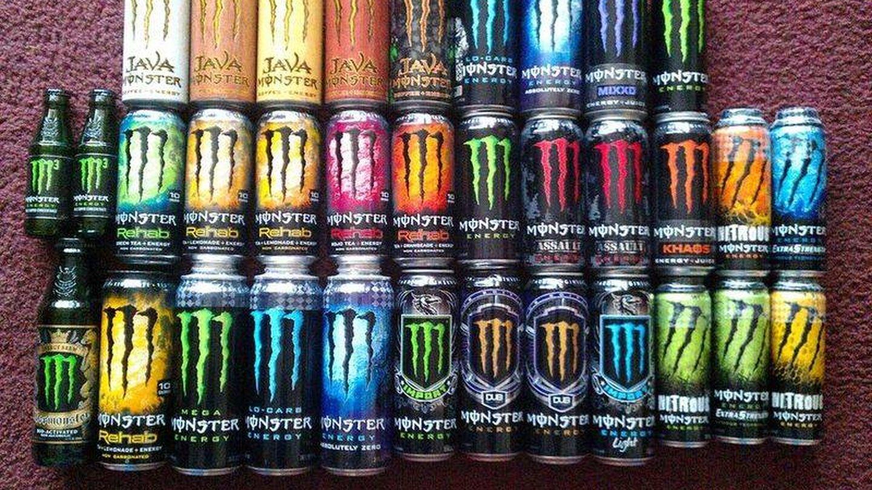 Monster tiene cerca de 60 variedades y sabores en todo el mundo.