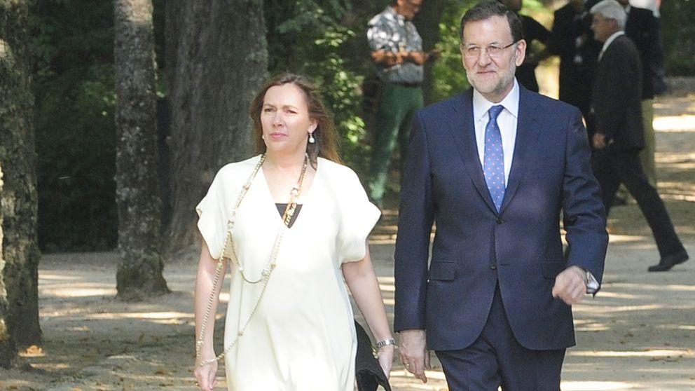 Rajoy se hace 1.200 km en un día para acudir a la boda de su asistente