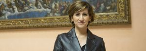 Foto: La hija de Raphael que trabaja para la baronesa Thyssen