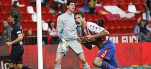 Clemente se estrena con empate y deja sin Champions al Atlético
