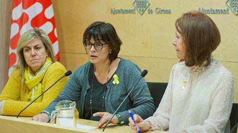 Girona cambia el nombre de la Plaza de la Constitución por Plaza del 1 de octubre