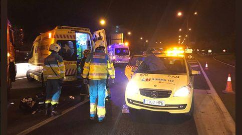 Muere una menor y cuatro personas resultan heridas en un accidente de tráfico