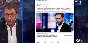 Post de Facebook se defiende y responde a la denuncia de Pablo Motos