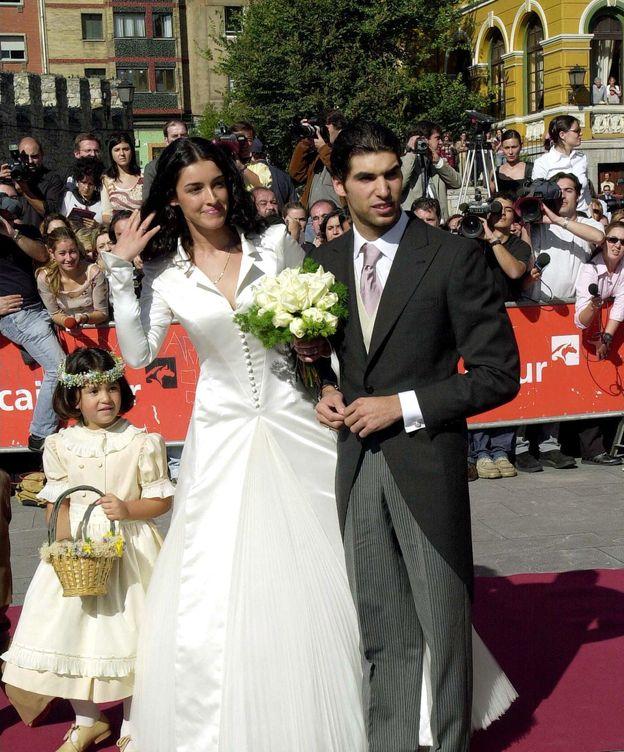 Cayetano y eva se casan hoy as fueron las otras bodas de for Hija de blanca romero y cayetano rivera