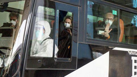 Los expertos de la OMS que investigan el origen del coronavirus llegan a Wuhan