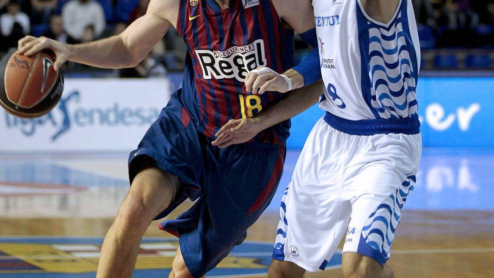 Lesiones, acusaciones y desplantes: la historia de Alberto Jódar en el baloncesto
