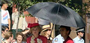Post de Lady Di en Málaga: la ciudad sirve de escenario para el rodaje de 'The Crown'