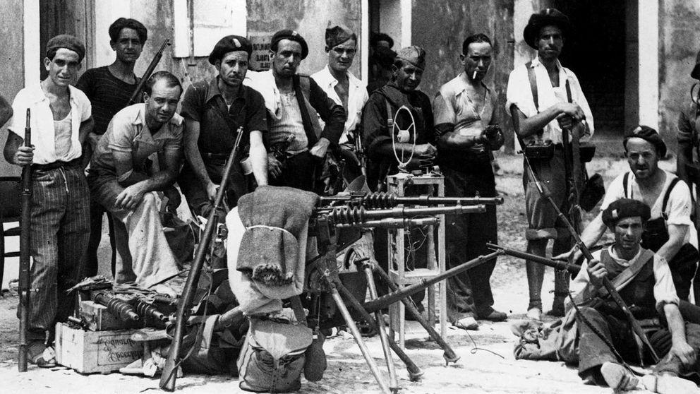 La Columna de Hierro: el terror puro y duro durante la Guerra Civil