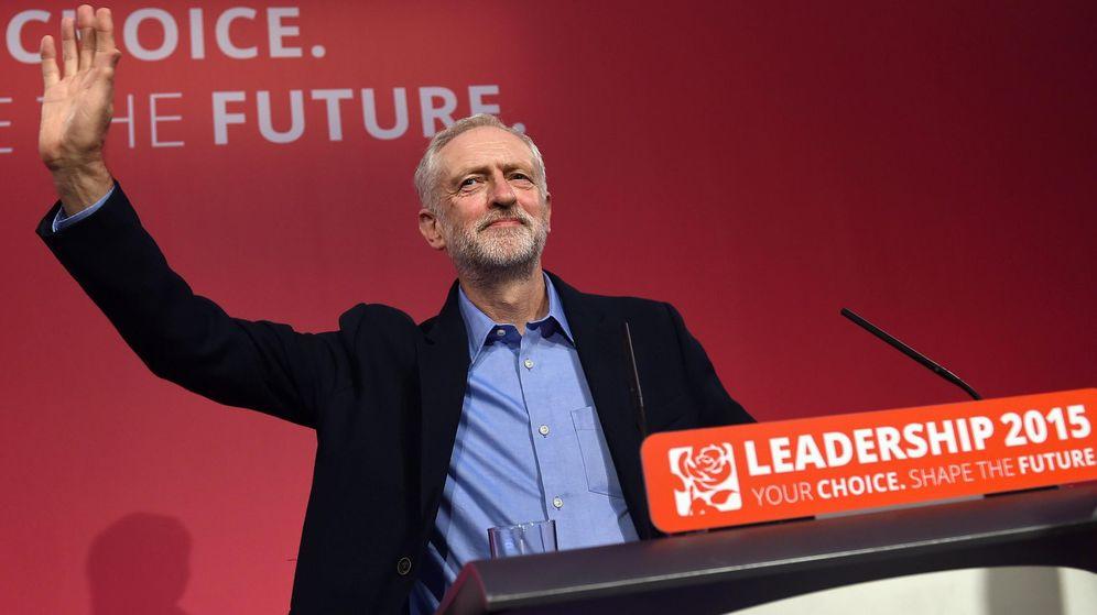 Foto: El nuevo líder del Partido Laborista, Jeremy Corbyn. (EFE)