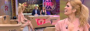 Adriana Abenia anuncia en 'Así nos va' su futura boda