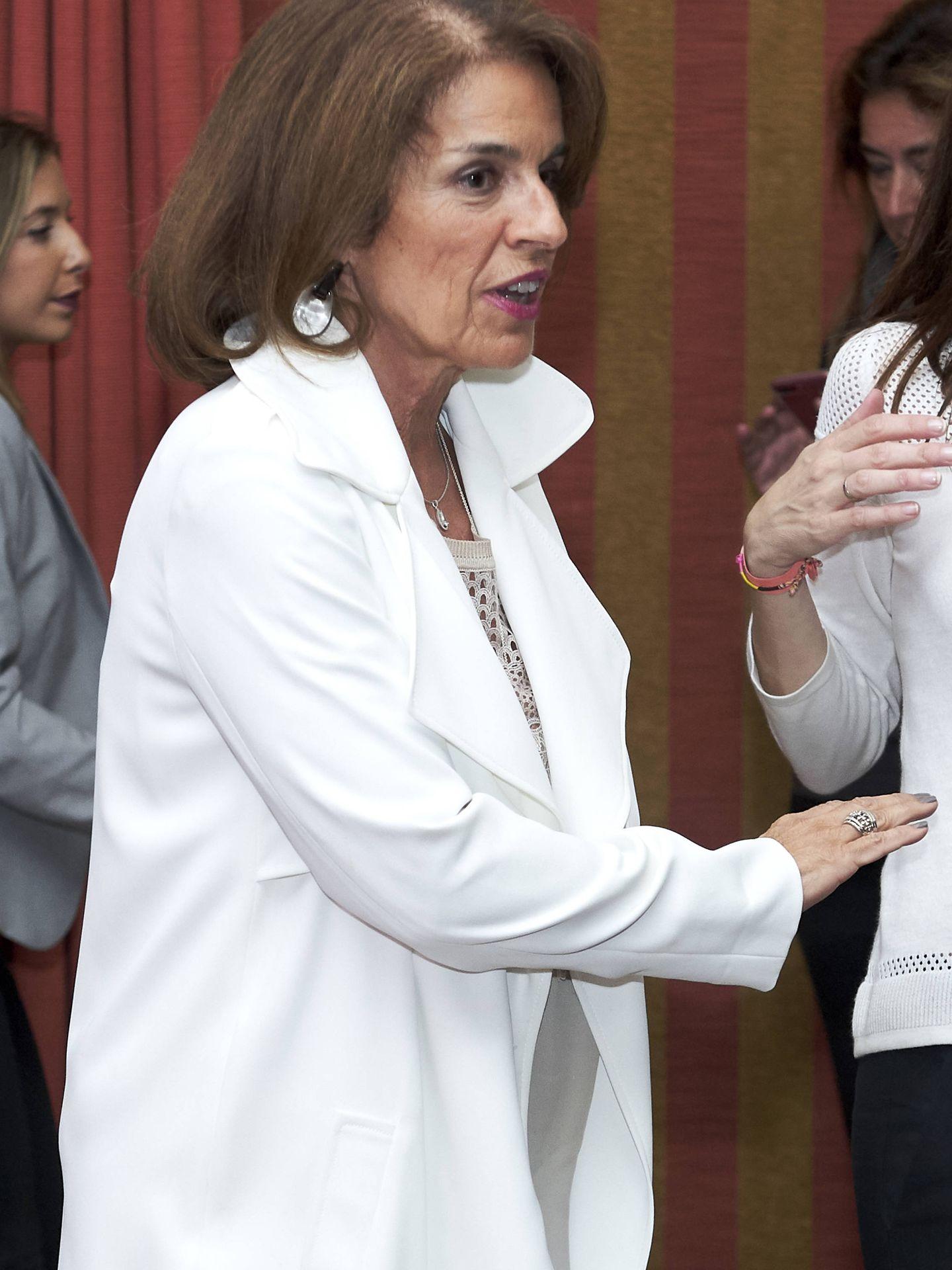 Ana, en una imagen antes del retoque. (Getty)
