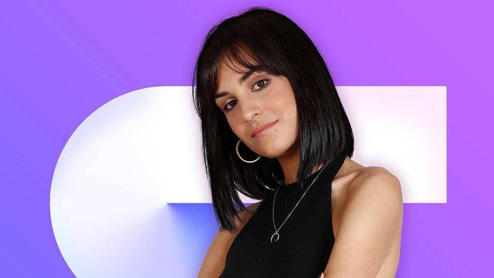 Foto: Natalia, concursante de OT. (TVE)