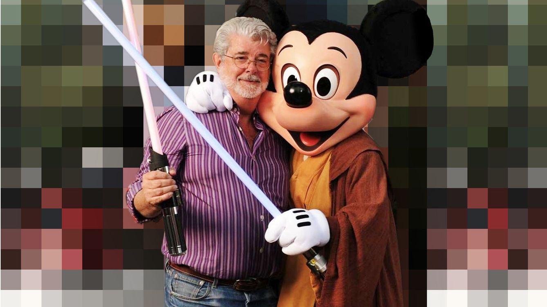 Lucas contra la deriva comercial de 'Star Wars': Habló de putas La Tacones