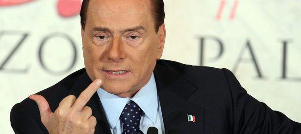 Foto: Silvio Berlusconi (Efe).