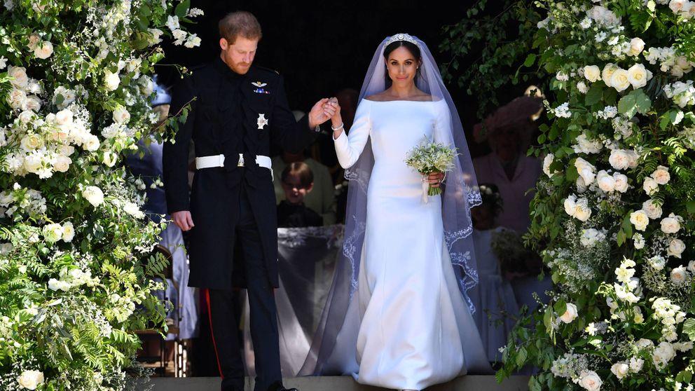 ¿Es el vestido de novia de Meghan Markle un plagio?