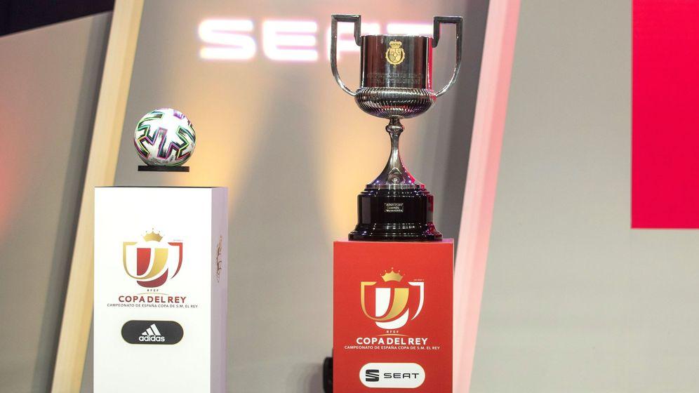 Foto: Sorteo de dieciséisavos de final de la Copa del Rey (EFE)