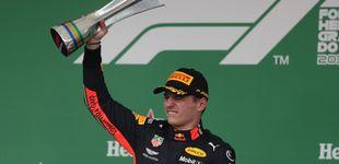 Post de Podio provisional de Carlos Sainz tras una histórica remontada (desastre de Ferrari)