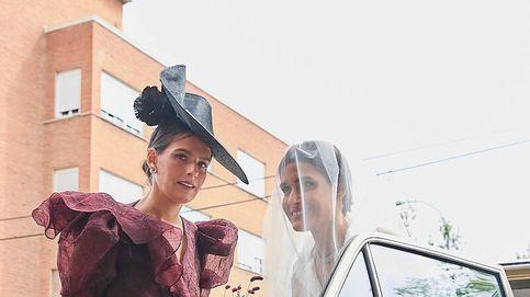 Álbum: dos novias e invitadas VIP, los looks que han marcado el fin de semana