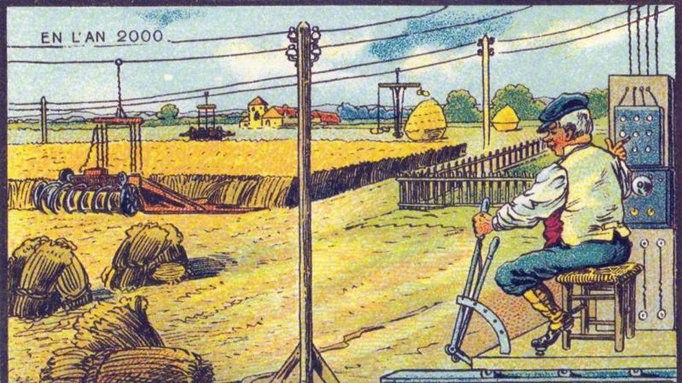 Así imaginaron la tecnología del siglo XXI en el año 1900 (y acertaron poco)