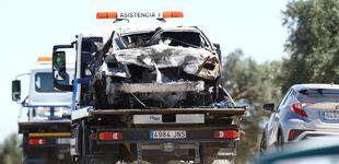 Post de José Antonio Reyes circulaba a más de 220 km/h cuando sufrió el accidente