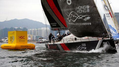 Desaparece un regatista británico en la Volvo Ocean Race tras caer por la borda
