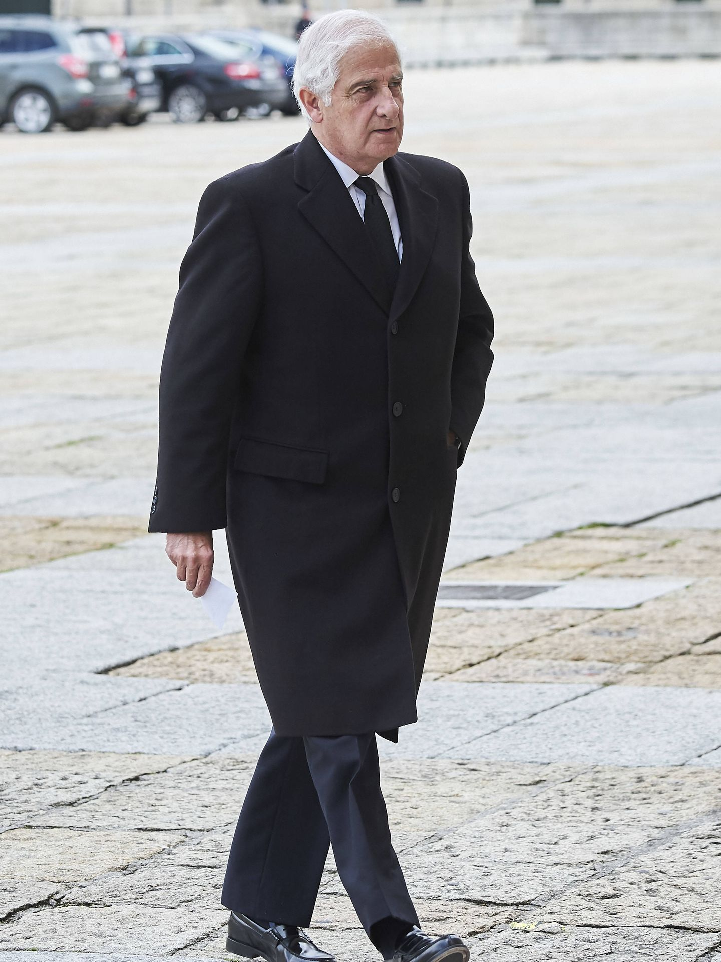 Alfonso Martínez de Irujo, duque de Híjar. (Getty)