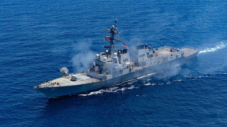 El dilema que 'hunde' la US Navy: apostar por fragatas 'low cost' o destructores letales