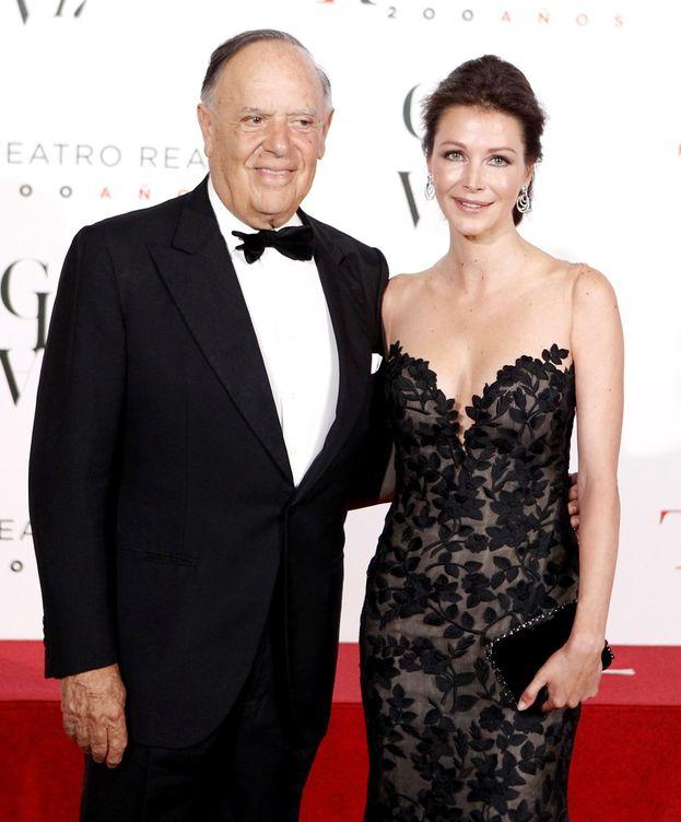 Foto: Carlos Falcó y Esther Doña, en una imagen de archivo. (EFE)