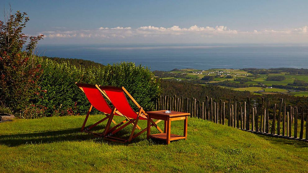 Viajes en europa a pie de playa los mejores hoteles para for Hoteles rurales de lujo