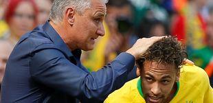 Post de El candidato Tite al Real Madrid o la última maniobra para seducir a Neymar