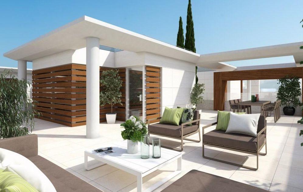 Foto: Aravaca Garden (Momentum Real Estate)
