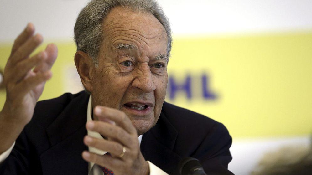 Foto: El presidente de Grupo Villar Mir, Juan Miguel Villar Mir. (EFE)