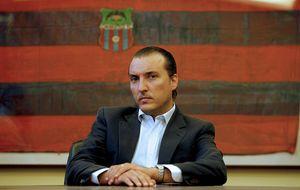 El presidente del Levante, tras declarar: A nadie le gusta esto