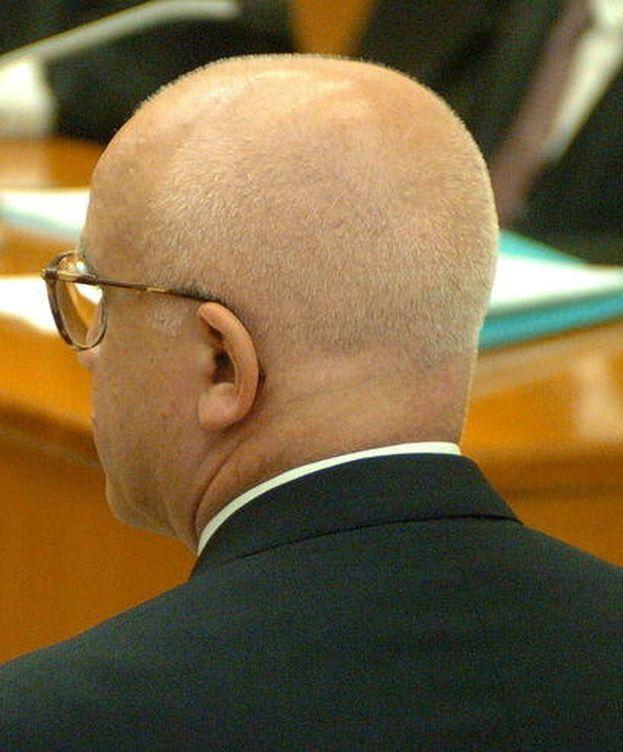 Foto: El financiero Eduardo Pascual, durante uno de los procedimientos en los que está implicado. (EFE)