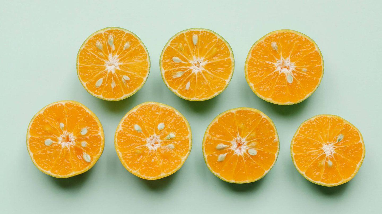 Las naranjas son una fuente de vitamina C. (Unsplash)