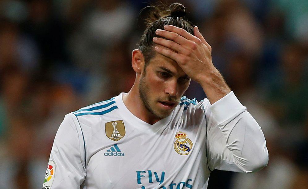 Foto: Gareth Bale firmó una decepcionante actuación ante el Valencia. (Reuters)