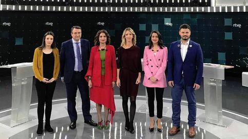 Debate a seis, en directo | Cayetana: Oír al PSOE hablar de igualdad me pasma