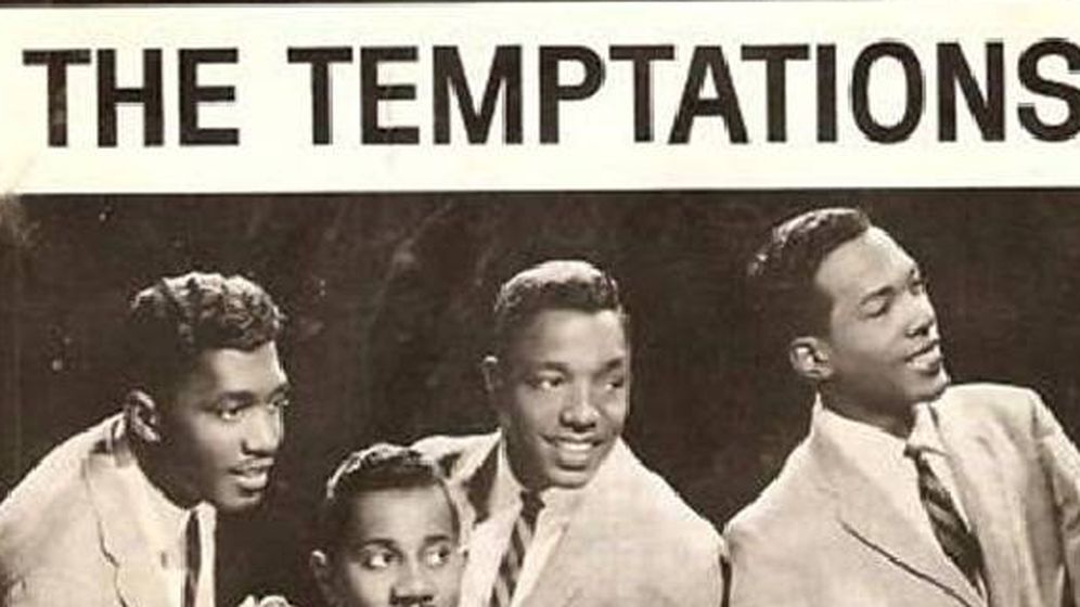 Foto: Los componentes de The Temptations