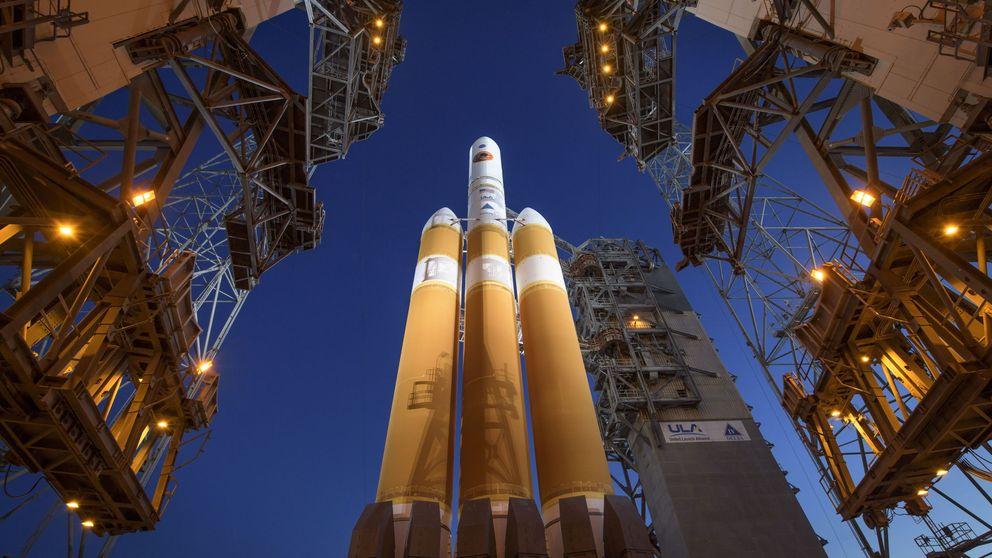 La NASA lanza con éxito la sonda Parker, que aspira a tocar el Sol