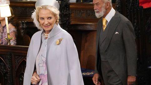 Lady Di, los animales y un broche: las 3 polémicas de la princesa Michael de Kent