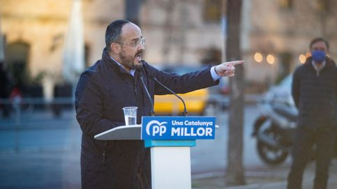 La dura campaña del candidato del PP a la Generalitat: su mujer, operada de un tumor