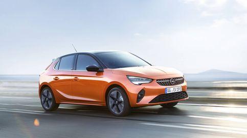 Así es el Opel Corsa eléctrico, el Corsa-e
