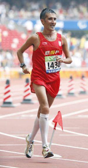España se quedó a dos de las 60 medallas