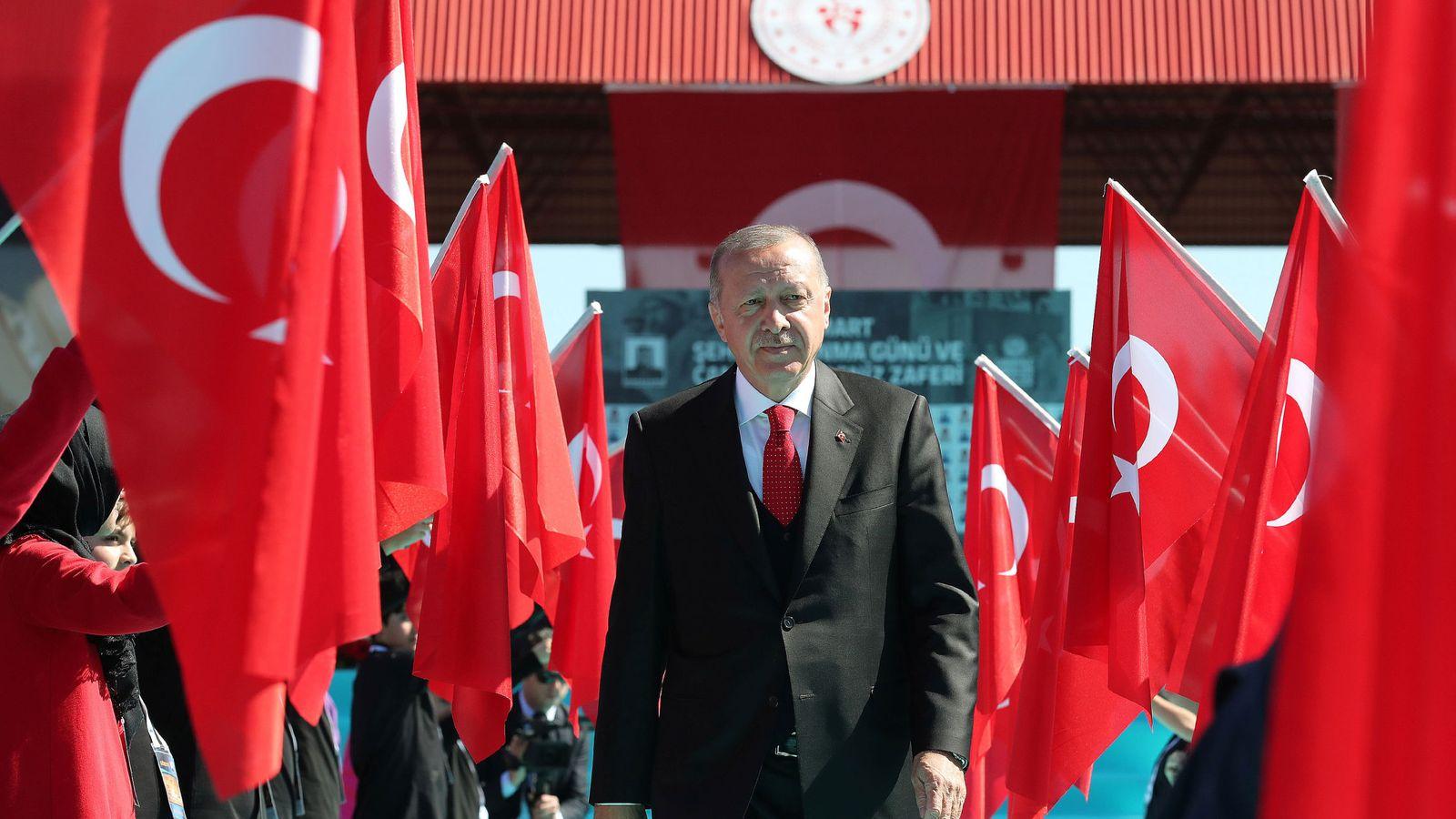 Foto: Recep Tayyip Erdogan. (Reuters)