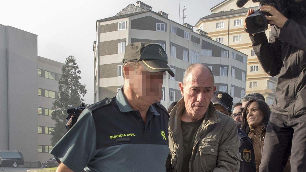 Foto: Retomado el juicio contra el 'violador del estilete' en la Audiencia Provincial de Oviedo. (Efe)