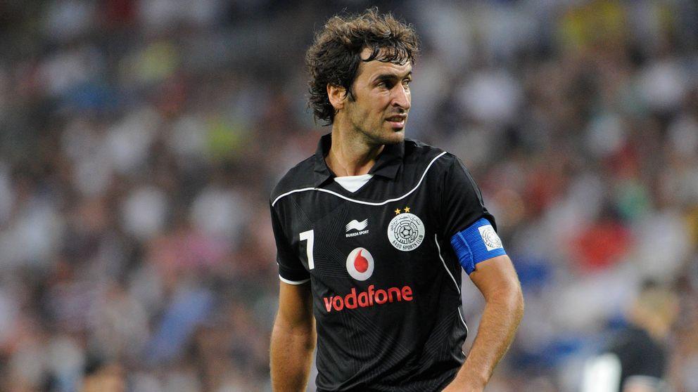 Raúl colgará las botas en junio y se centrará en su futuro como técnico