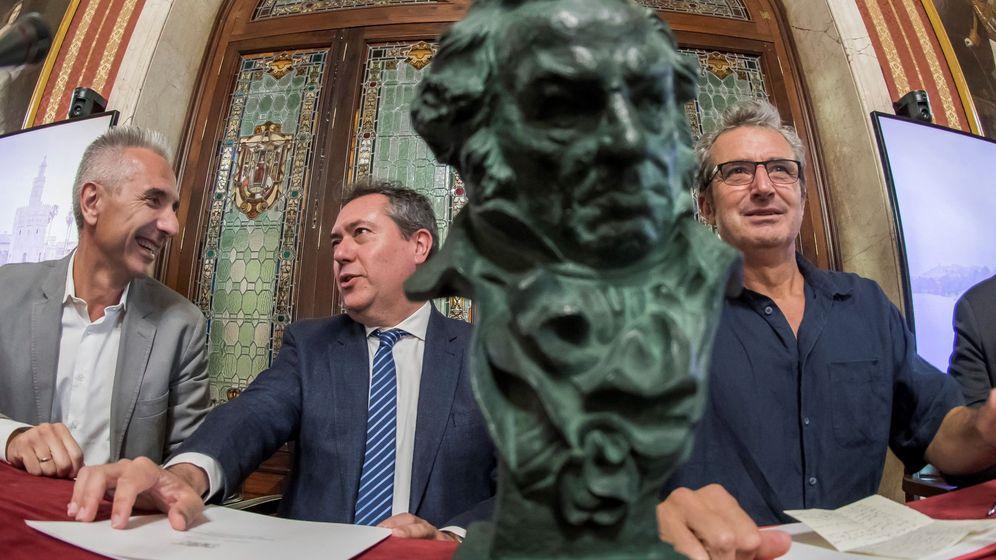 Foto: Presentación de la 33.ª edición de los Premios Goya | EFE