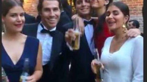 En vídeo: Victoria Federica baila por Juan Magán en su puesta de largo