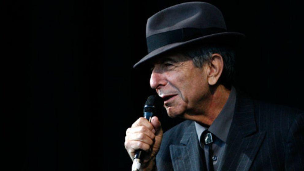 Las 10 canciones más picantes de Leonard Cohen