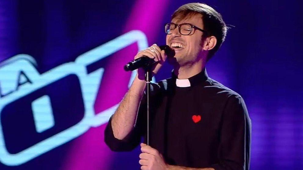 El padre Damián no es el único: religiosos que dieron el salto a la TV